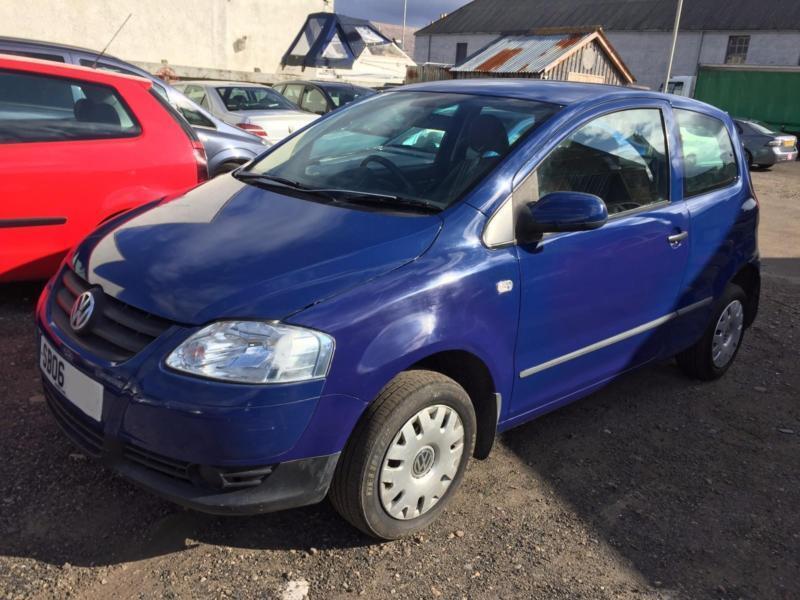 2006 06 Volkswagen Fox 1.2 Urban 55, ***ONLY 25400 MILES***, WARRANTY, SPARE KEY