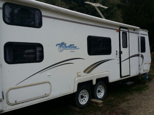 27' General Coach trailer for Summer Rental