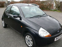 Ford Ka 1.3 2002 Style Will Mot for 1 year