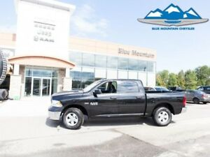 2017 Ram 1500 ST  ACCIDENT FREE, DEALER DEMO, SAVE THOUSANDS
