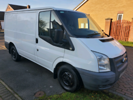 FORD TRANSIT 2.2cc T250 EURO 5 ( recon engine inc new timing chain kit