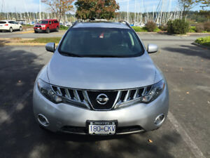 2010 Nissan Murano, SL, AWD, leather seats, moonroof, new tires
