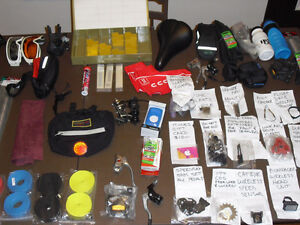 Bike Velo Accessories Your choice any 7 items for $50 NEW & USED