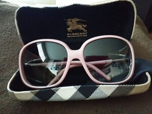 Authentic Burberry women's sunglasses