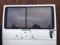 T4 off side sliding window