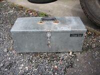 Strap box for sale.