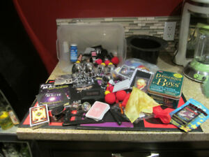 MAGIC KIT LOT CHRIS ANGEL PLATINUM