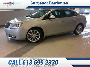2013 Buick Verano Leather Package   - Certified