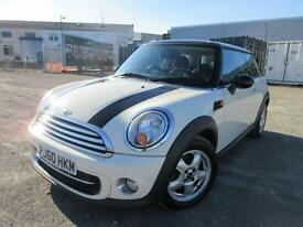 2010 MINI Hatch 1.6 Cooper D 3dr