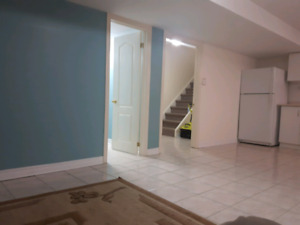 ALL INCLUSIVE* 1 Bedroom Basement Apartment MAPLE