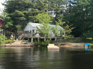 Muskoka Cottage for rent - FALL