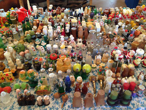 400 Pairs of Antique Salt and Pepper Shakers for Sale Kitchener / Waterloo Kitchener Area image 1