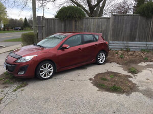 2010 Mazda 3 hatchback PRICE DROP