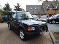 2000 Land Rover Discovery 2.5 Td5 ES (7 seat) Auto