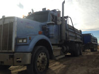 Kenworth and pup need a home. Reduced