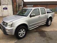 2004 Isuzu Rodeo MANUAL DIESEL