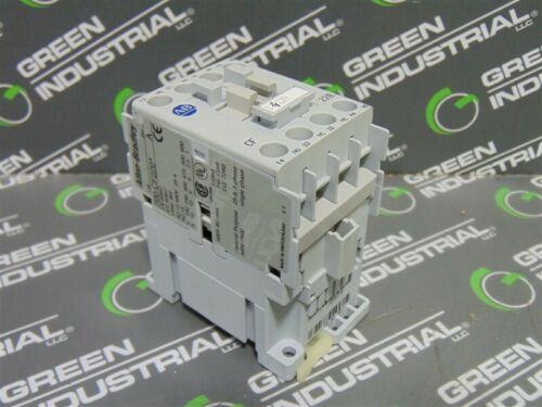 USED Allen Bradley 700-CF220* General Purpose Contactor 25A 110/120V Coil