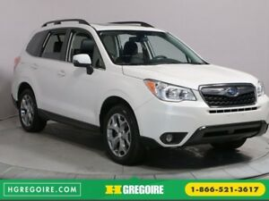 2016 Subaru Forester i Limited AWD A/C CAM RECUL CUIR TOIT MAGS
