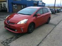 2020 Toyota PRIUS+ 63-2013 prius plus hybrid 5 seater fresh import verified mile