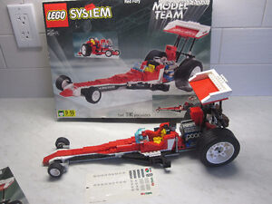 Lego - Lego Red Fury Dragster - Set 5533 - Complete - $50 London Ontario image 1