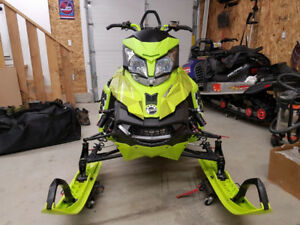 2015 Ski-Doo Freeride 137  Low Miles and Lots of extras