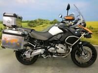 BMW R1200GS Adventure TU 2011 **ONE OWNER FROM NEW, FULLY LOADED!!!**