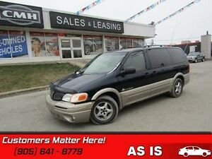 2004 Pontiac Montana   AS TRADED *UNCERTIFIED*