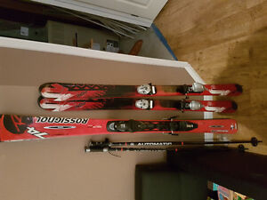 **2 sets of Skiis in excellent condition**