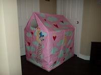 Barbie Tent House