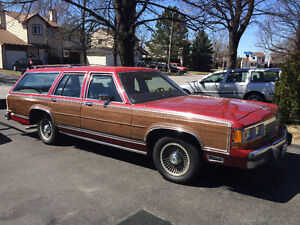 LTD COUNTRY SQUIRE