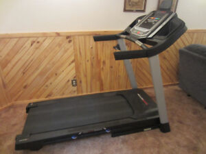 Get fit this winter - on a treadmill