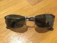 Rayban Polarised Sunglasses - Gunmetal Grey