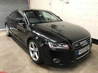 *Audi A5 S Line* S Line Leather Interior, 18 inch S Line Alloys, Bluetooth, Led Lights Warranty