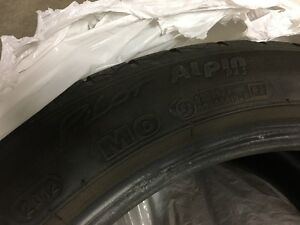 "Michelin Pilot Alpin PA3 Winter Tire 245/40R. 18"" Edmonton Edmonton Area image 2"
