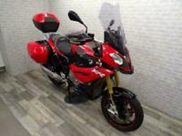 2015 BMW S1000 XR SE WITH BMW 3 PART LUGGAGE AND SPOT LIGHTS