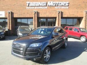 2014 Audi Q7 TDI | NAVIGATION | PANO ROOF | LEATHER | REAR CAM