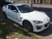2009 09 Mazda RX-8 2.6 ( 228bhp ) R3 EDITION IN PERL WHITE