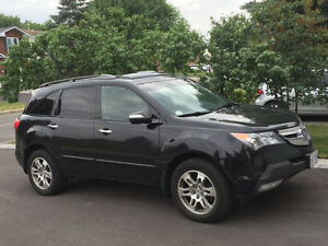 2009 Acura MDX SUV, Price is negotiable.