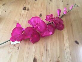 Artificial Orchid decoration