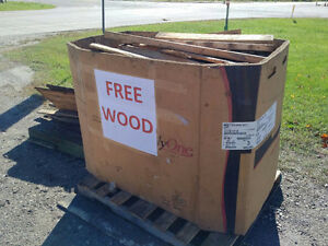 Wood Available Kitchener / Waterloo Kitchener Area image 1