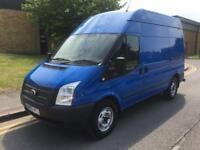 2013 Ford Transit 2.2 TDCi 350 MWB High Roof Van 3dr EU5 Manual Panel Van