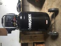 Husky 20gl air compressor