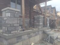 Bricklayer looking for small jobs or work