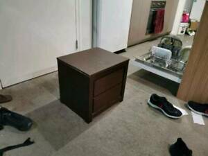 FREE Small bed side table