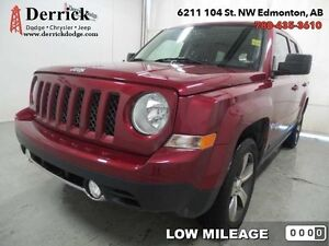 2016 Jeep Patriot   Used 4WD High Altitude 1k Kms Nav Sunroof $1