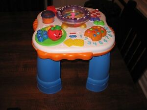 Fisher Price Learning/Music Table (legs come off and on) Belleville Belleville Area image 2