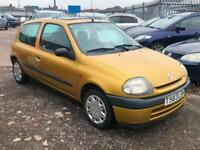 1999/T Renault Clio 1.2 Grande Ltd Edn LONG MOT EXCELLENT RUNNER