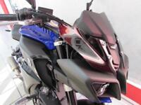YAMAHA MT-10 2018 with Pipe Werx Exhaust Can, Tail Tidy and Wind Deflectors...