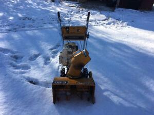 Mastercraft 5HP snowblower