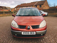 2005 Renault Grand Scenic 1.9dCi ( 120bhp ) Dynamique